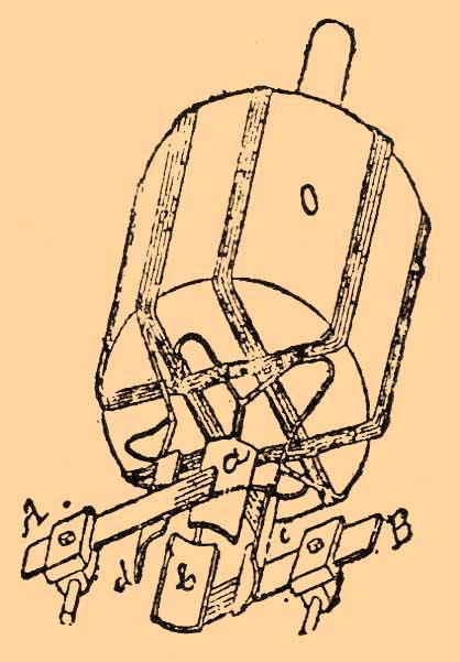 Коллектор, часть электромашин