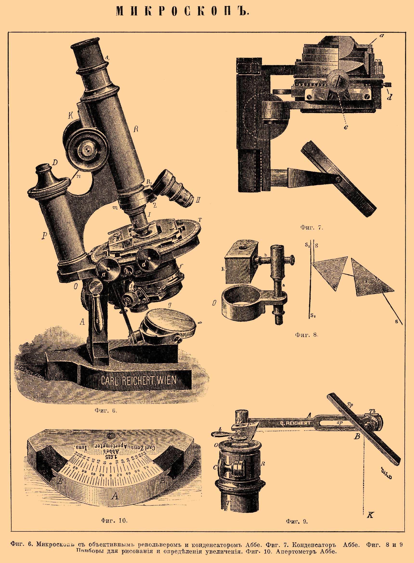 Ультрамикроскоп фото