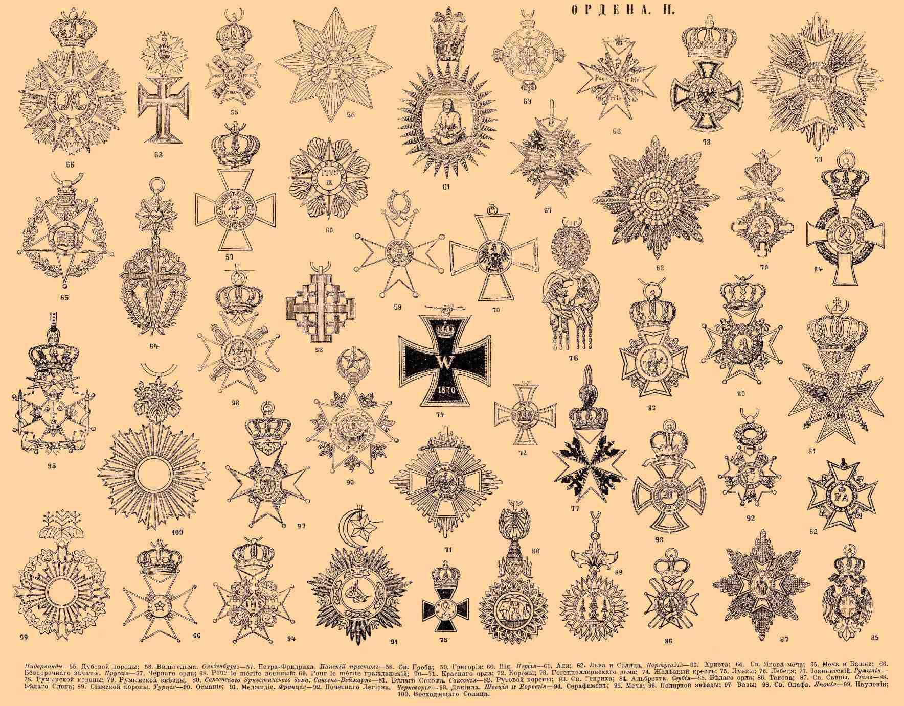 Что такое духовно рыцарский орден