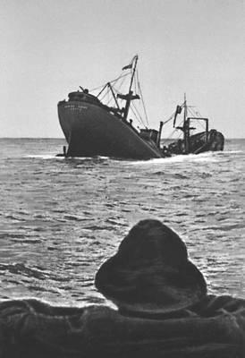 Потопление транспортов в атлантике