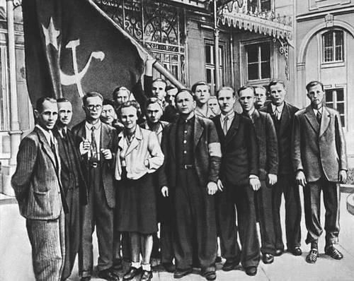 Сопротивления в париже август 1944