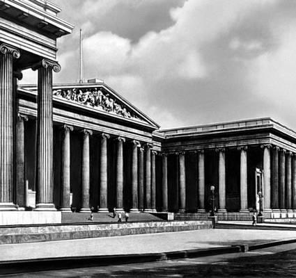 Британский музей англ british museum