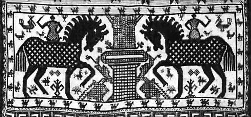 И работнова тамбовская вышивка