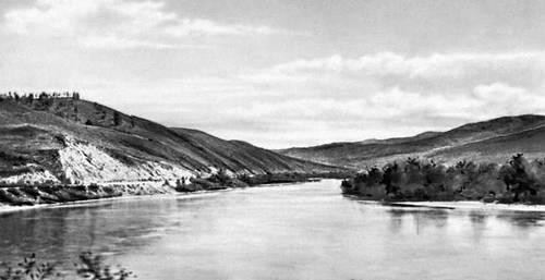 Шилка (река в Читинской области) (изображение) .