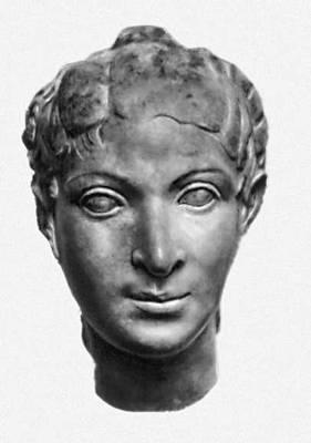 Клеопатра vii известняк 1 в н э
