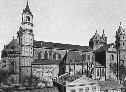 Собор санкт петер worms cathedral