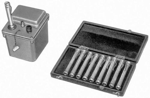 дозиметров ДК-0,2 с общим