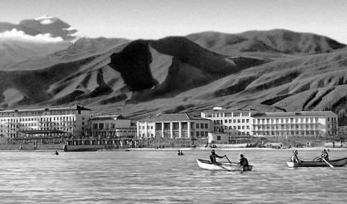 сайт знакомств в рыбачье киргизская сср