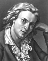 Ф. Шиллер. Портрет работы А. Графа. Ок. 1793. Шиллер Иоганн …