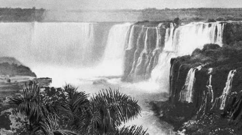 Ниагарский водопад на р ниагара сша
