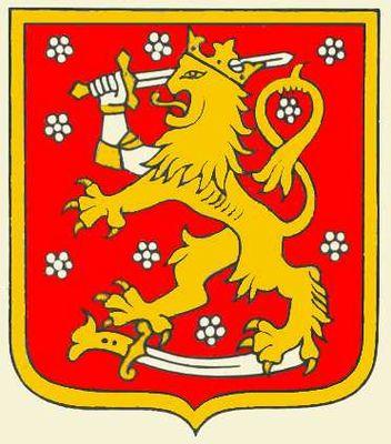 флаг и герб финляндии