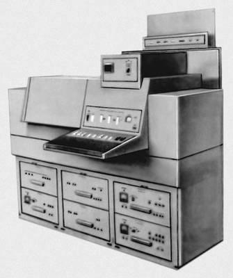 Приёмный факсимильный аппарат