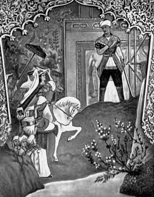 Охота роспись гробницы в фивах