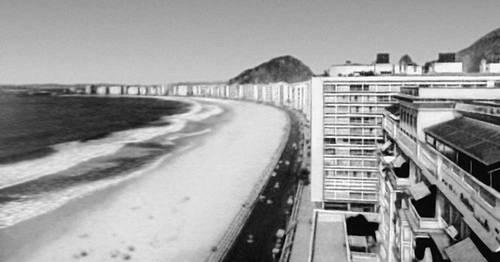 Рио-де-Жанейро. Набережная Копакабана.