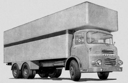 Грузовой автомобиль «Лейланд»