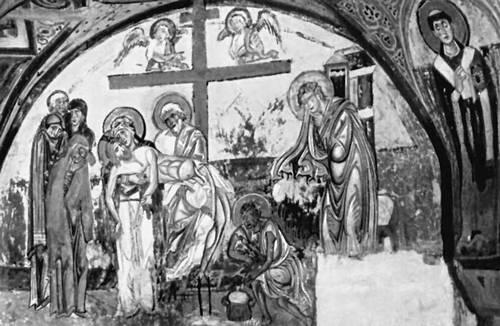 12 в крипта собора аквилея италия
