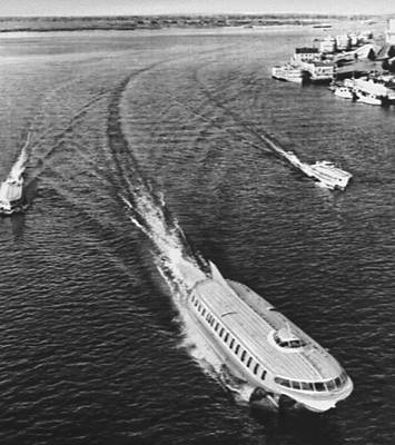 Волга суда на подводных крыльях