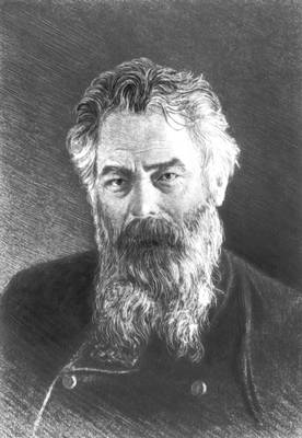 И и шишкин автопортрет офорт 1886