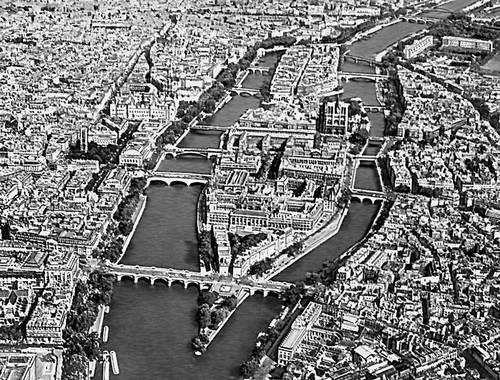 Париж остров сите на р сене