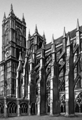 Лондон церковь вестминстерского