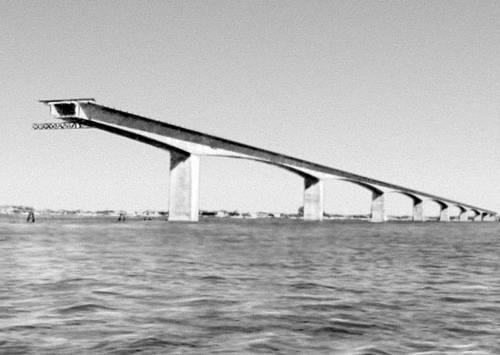 железобетонного моста