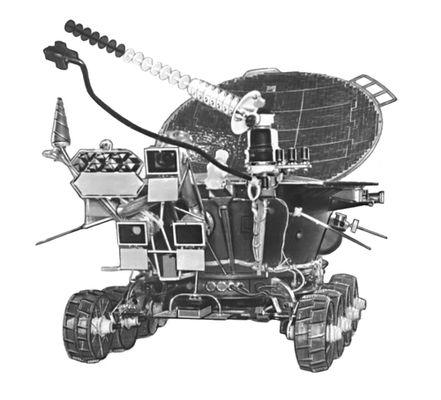 «Луноход-2».
