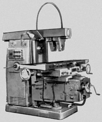 Электросхема фрезерного станка 6т82