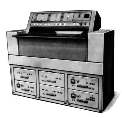 факсимильный аппарат.