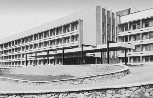 Клиника в каунасе 1971