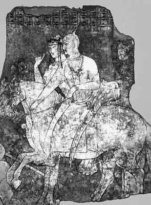 Таджикская сср всадник и всадница