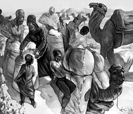 Б нурали халиджи ковровщица 1926