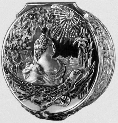 После 1755 оружейная палата москва