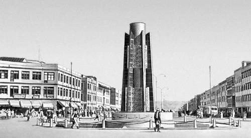 Монумент в честь победы при майванде