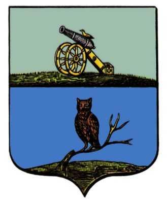 птица на гербе смоленска