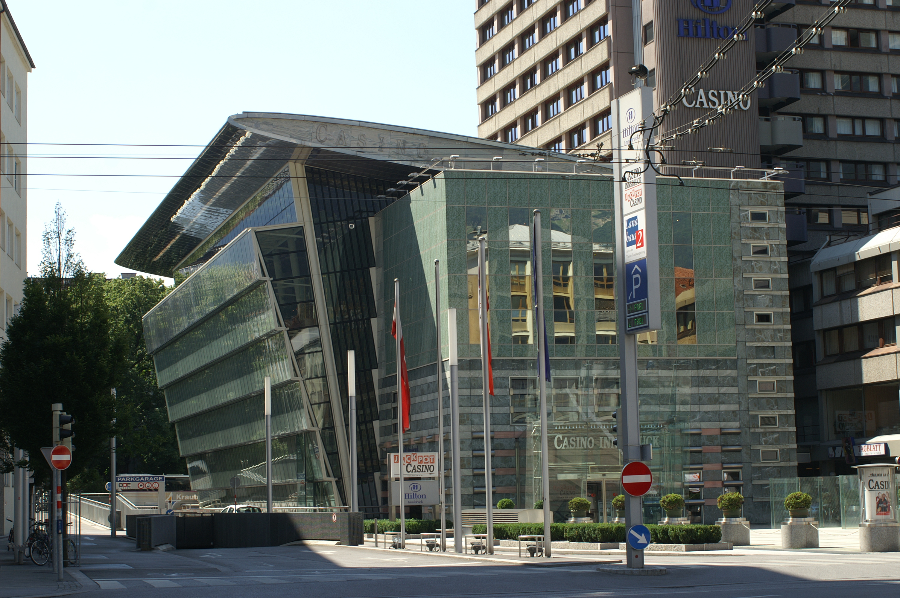 Casino Austria Ag