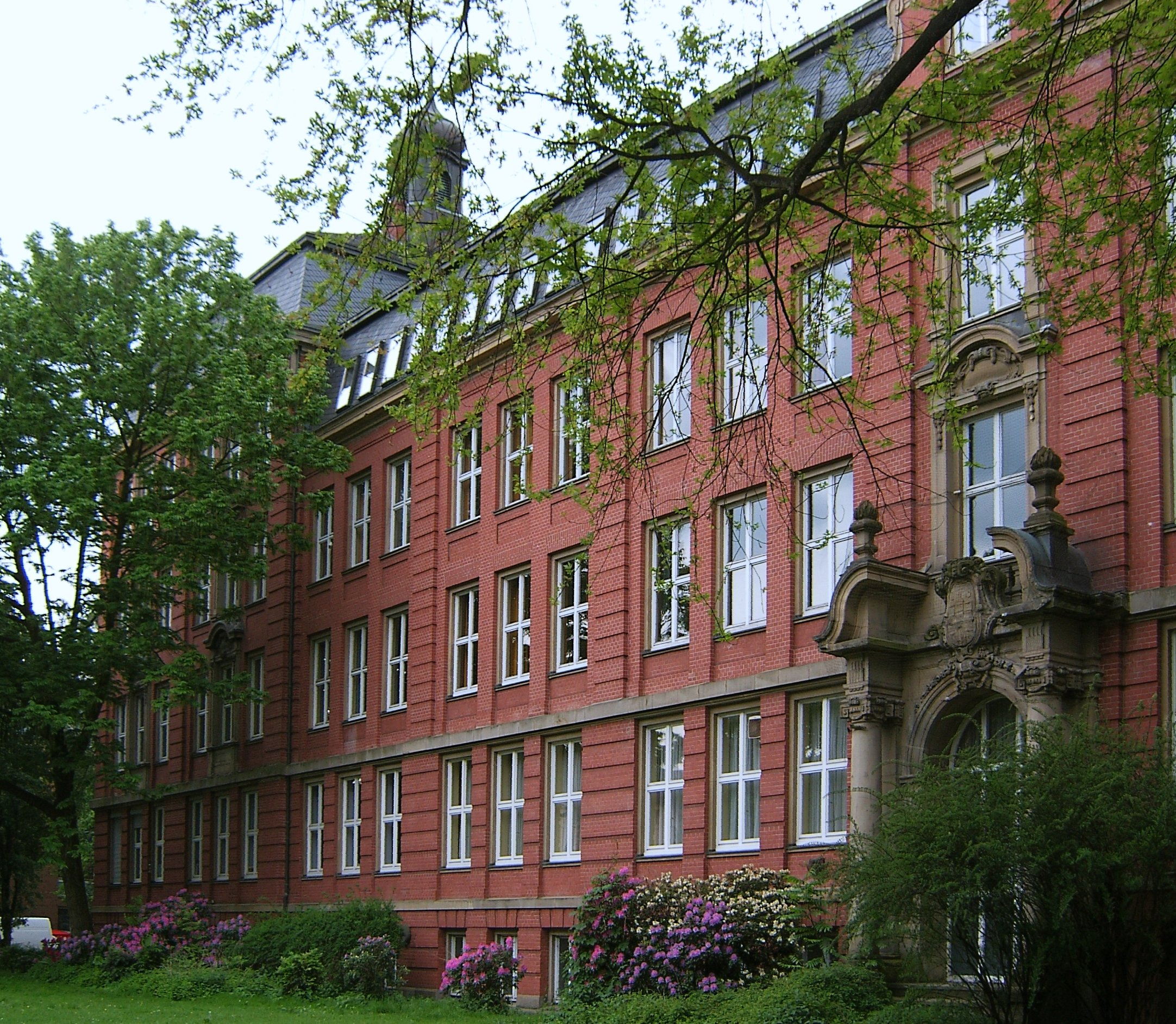 Eilbeker Krankenhaus