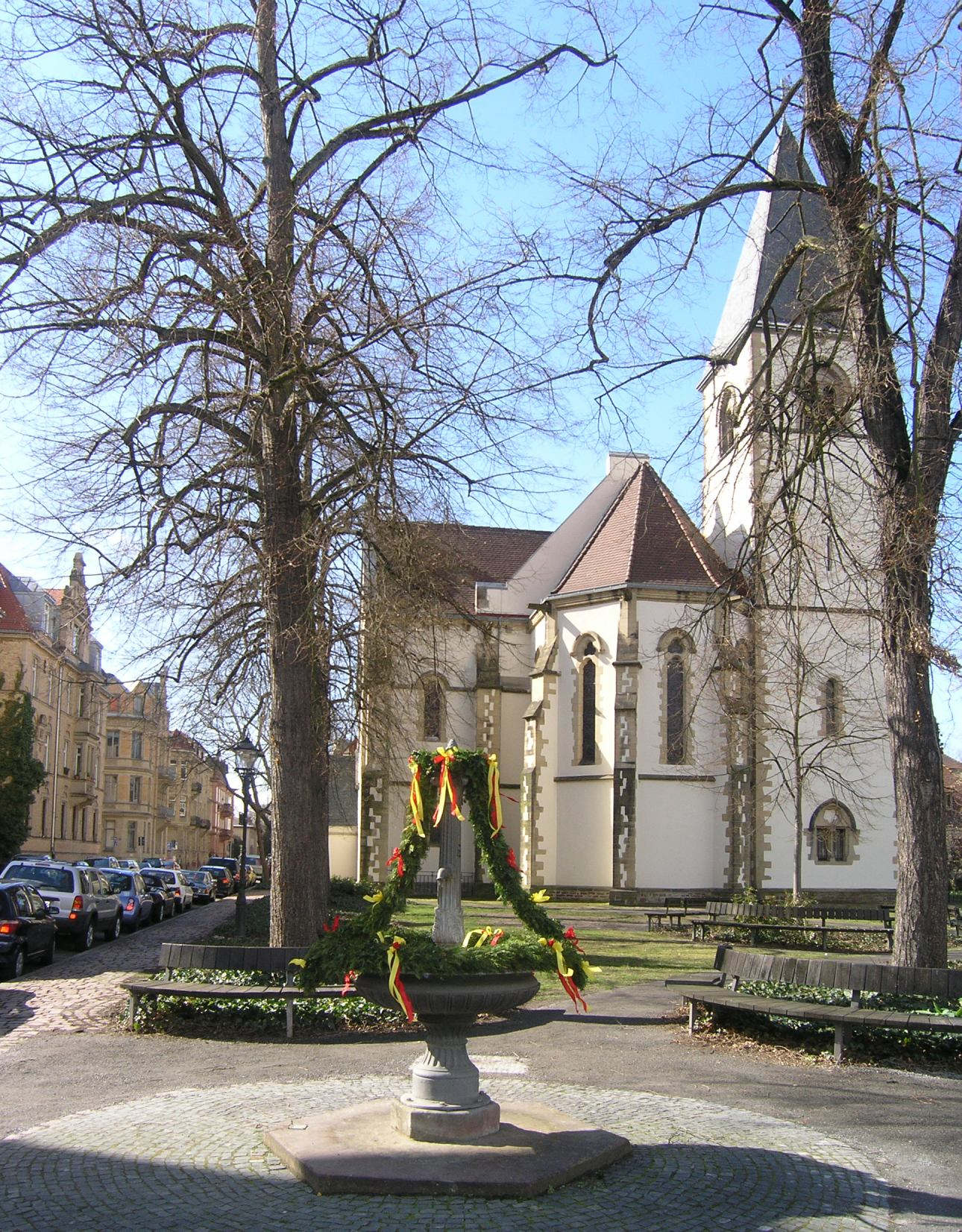 Altkatholische Kirche Karlsruhe