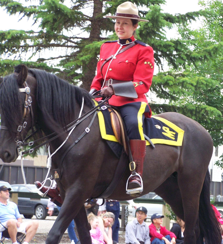 Kanadische Polizei