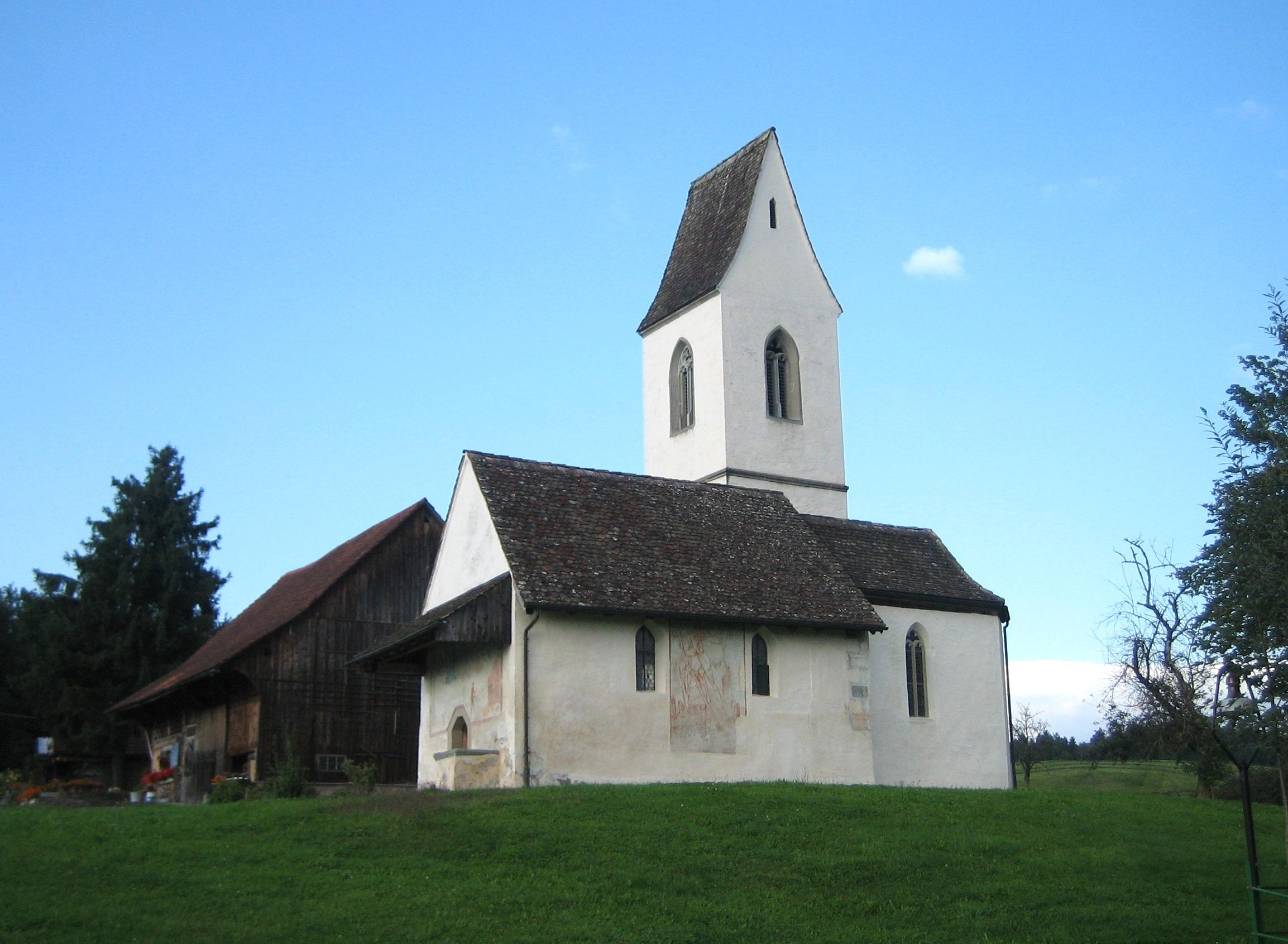 Kirche St Dionys