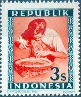 Почтовая марка Новогебридской Компании