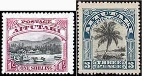 Почтовые марки Айтутаки