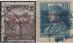 Почтовые марки Арада