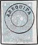 Почтовая марка Арекипы
