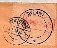 Местный выпуск Ашаффенбурга