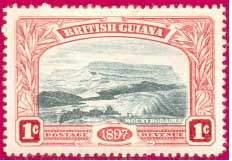 Почтовая марка Британской Гвианы