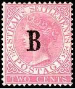 Почтовая марка Бангкока