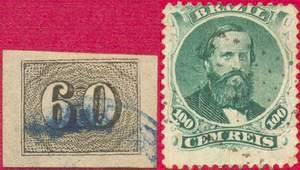 Почтовые марки Бразилии