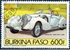 Почтовая марка Буркина-Фасо