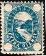 Почтовая марка отеля Медеранерталь