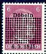 Почтовая марка Дебельна